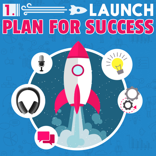 launch 1: plan for success