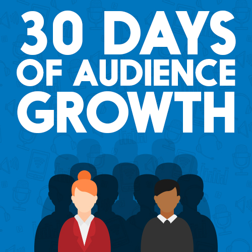 3 days of Audience Growth - square