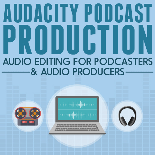 audacity podcast production 3