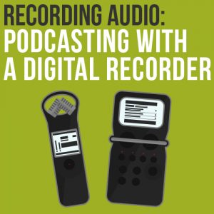 recording audio digital