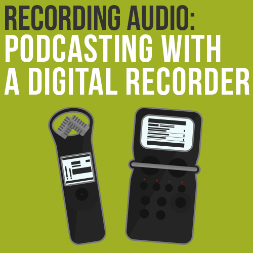 recording audio digital