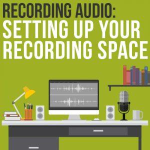 recording audio space