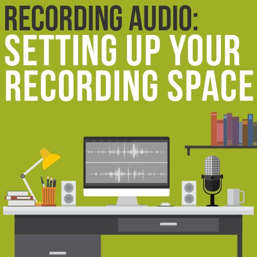 recording audio space