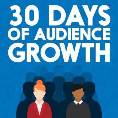 30 Days of Audience Growth - Square