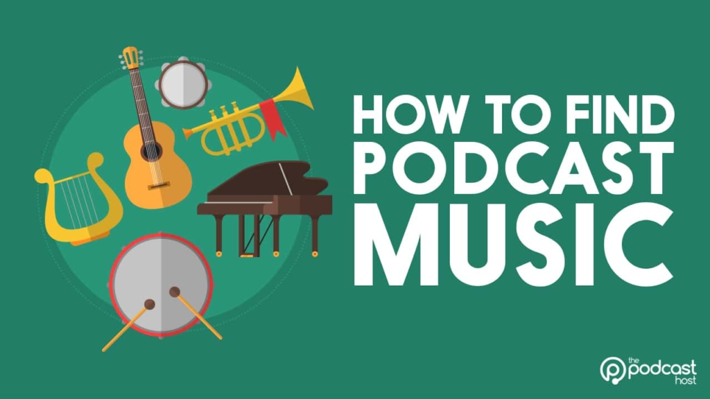 find podcast music
