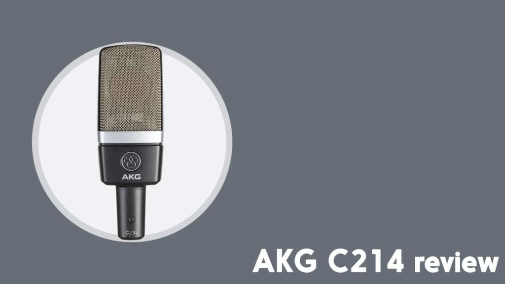 AKG C214