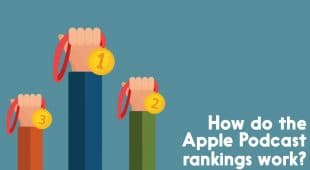 Apple Podcast Rankings