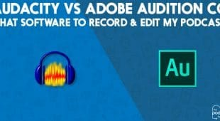 Audacity vs Adobe Audition CC