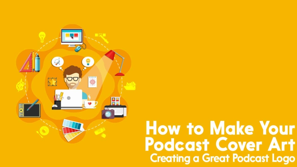 making your podcast logo
