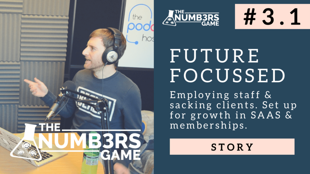 Future Focussed the numbers game Podcast