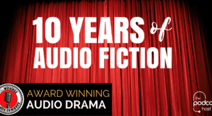 10 Years of Audio Fiction - The Wireless Theatre Company