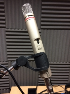AKG C1000S Condensor Microphone