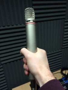 AKG C1000S Podcasting Microphone