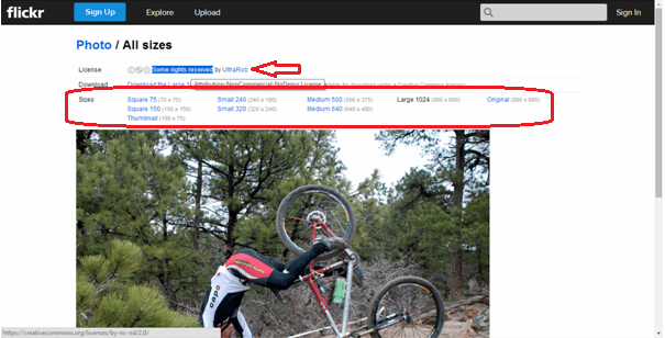 How to Use Creative Commons Images from Flickr