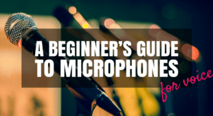 A Beginner's Guide to Microphones for Voice