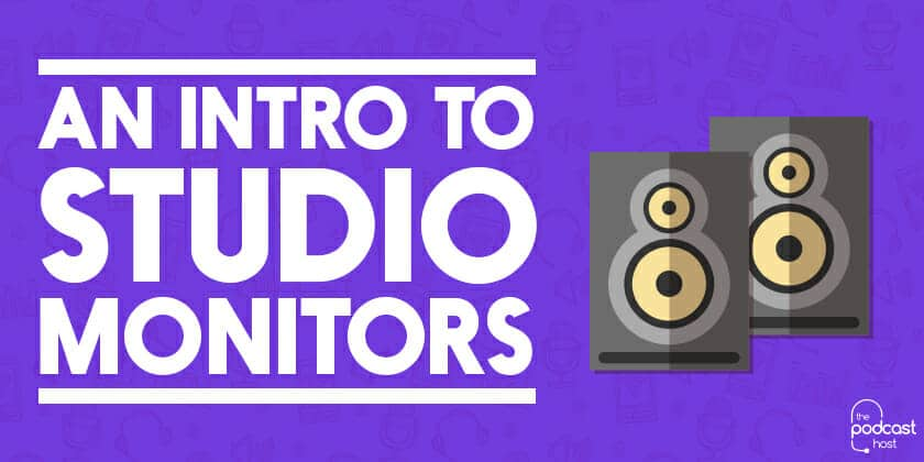 introduction to studio monitors