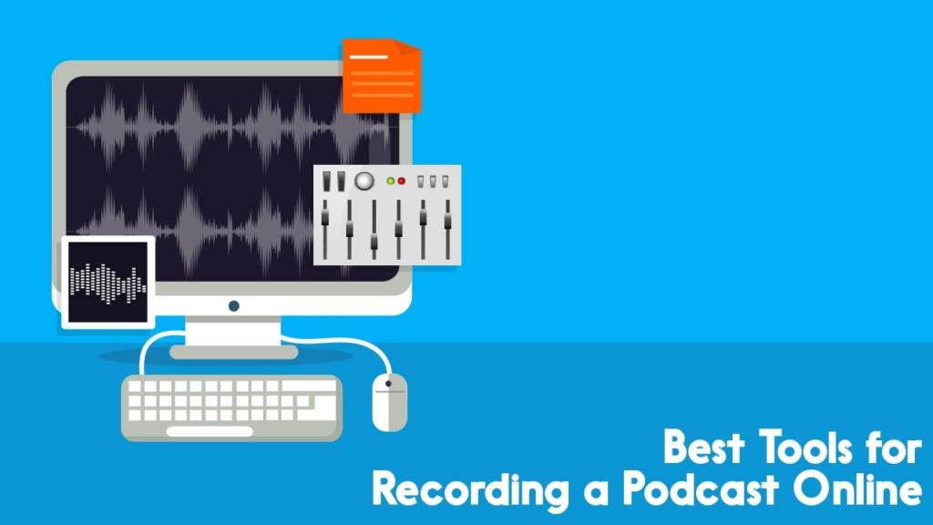 recording podcast online