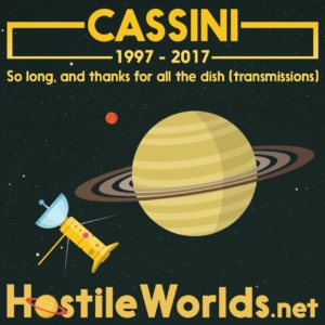 Hostile Worlds Cassini
