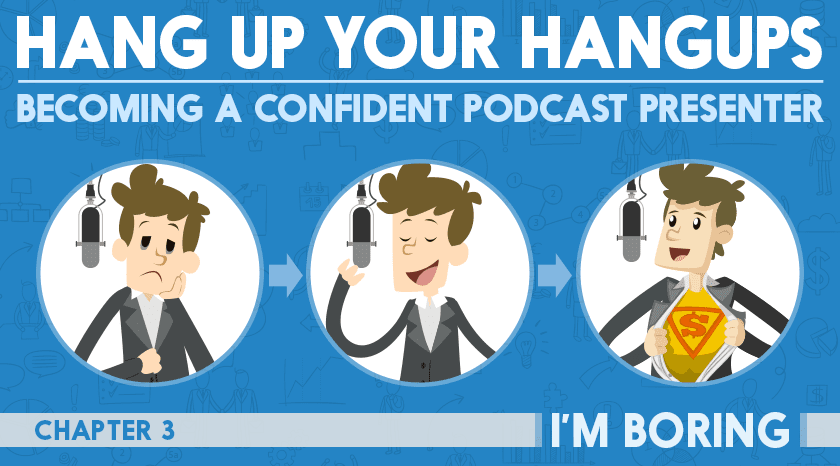 I'm Boring | #3 Hang Up Your Hangups