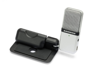 Samson Go Mic Podcasting Microphone
