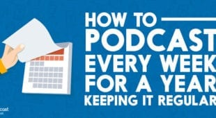 Podcast Every Week for a Year