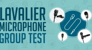 Lavalier Microphones Roundup for Podcasters & Interviewers