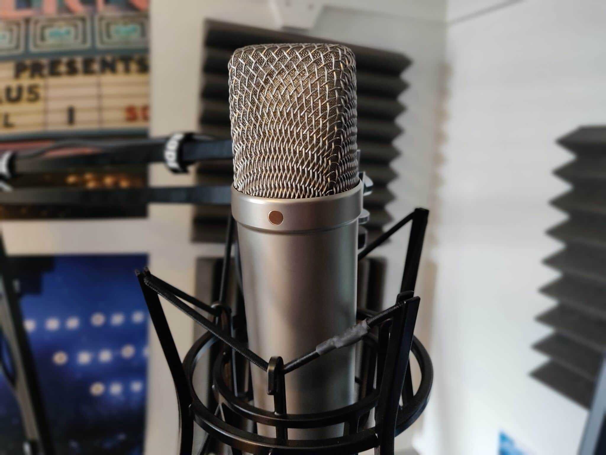 rode nt1 a microphone how much bang can you get for your buck a podcasting review. Black Bedroom Furniture Sets. Home Design Ideas