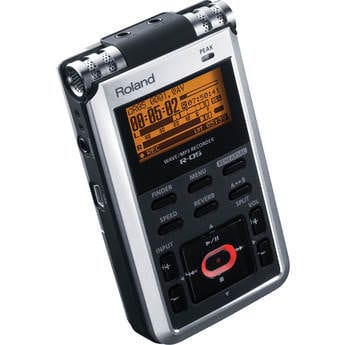 Roland R-05 digital podcast recorder