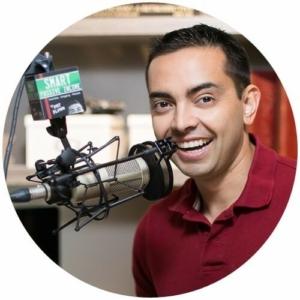 Pat Flynn Podcasting