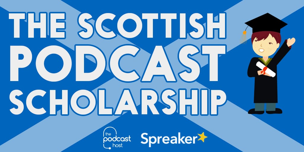 Scotland's Next Generation of Podcasters: 2017 Scottish Podcast Scholarship Finalists