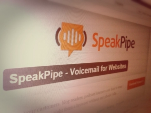 Using SpeakPipe to Engage your Podcasting Audience & Source Content