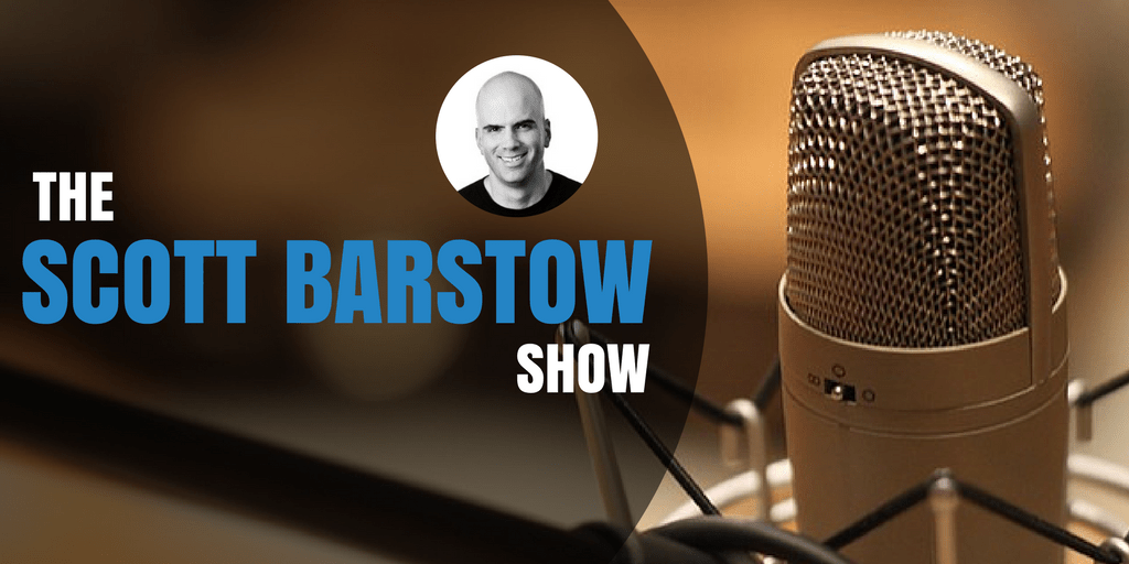 Scott Barstow of The Scott Barstow Show: Podcaster Showcase