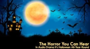 audio drama halloween
