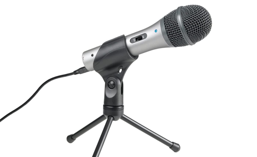 Best Podcasting Microphone ATR2100