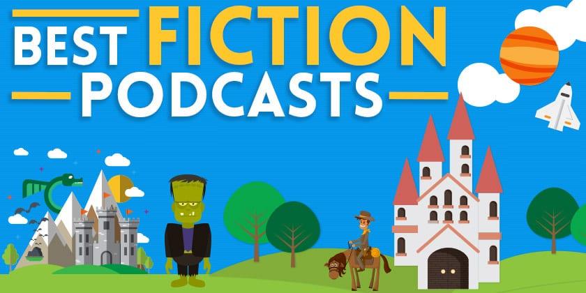 Best Audio Fiction Podcasts