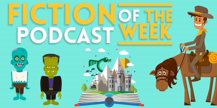 Fire on the Mound | Fiction Podcast of the Week