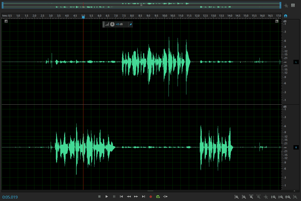 Recording Two Mics Independently With One 3 5mm Plug
