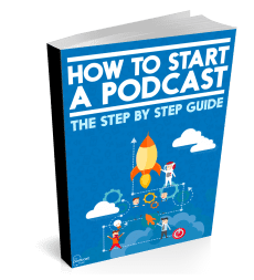 how to start a podcast ebook