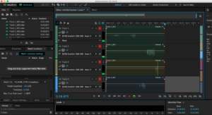 Scarlett 18i8 with Adobe Audition