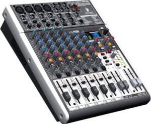 podcast mixer behringer xenyx 1204
