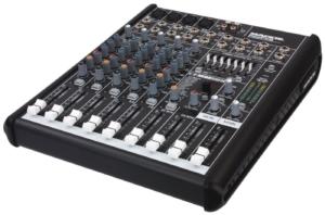 podcast mixer mackie PROFX8