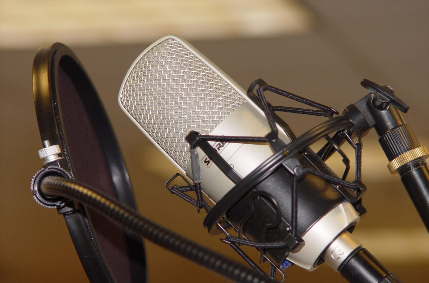 The Right Microphone for Podcasting