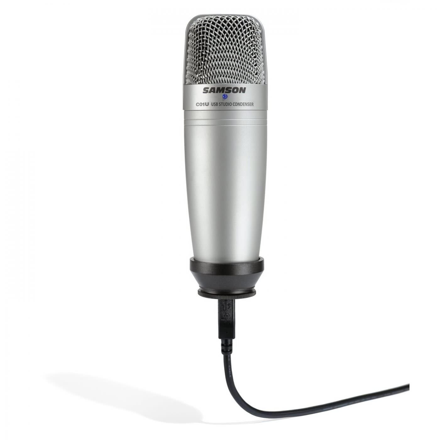 Samson C01 Condenser Microphone for Podcasting