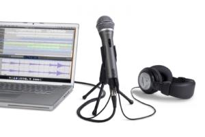samson q2u podcast cohosting