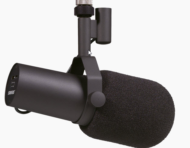 Shure SMB Best Podcasting Mics
