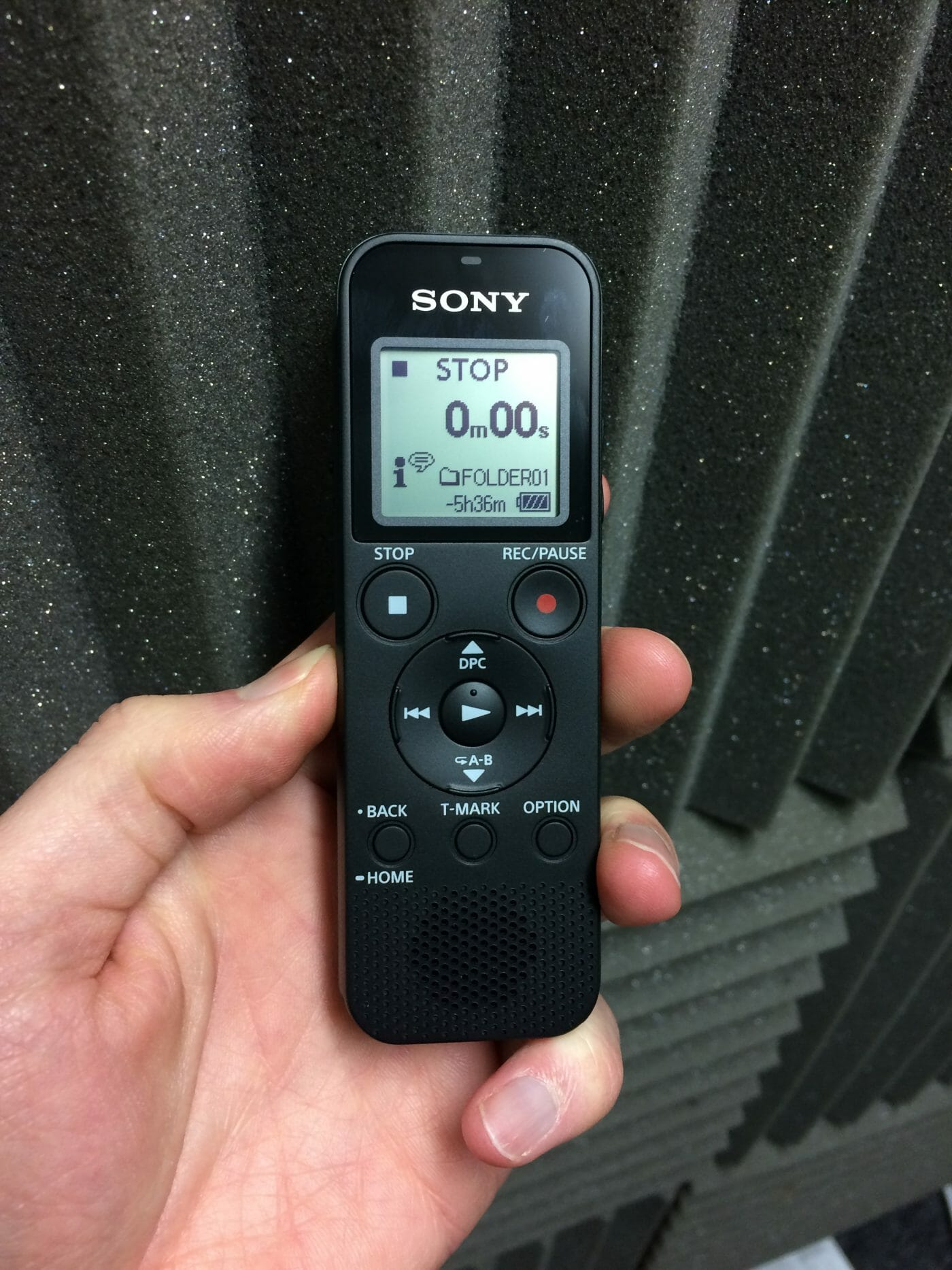 Sony ICD PX470