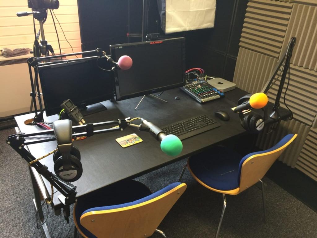 Tidy Podcast Studio