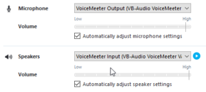 Recording Skype Calls on Your PC using Voicemeeter