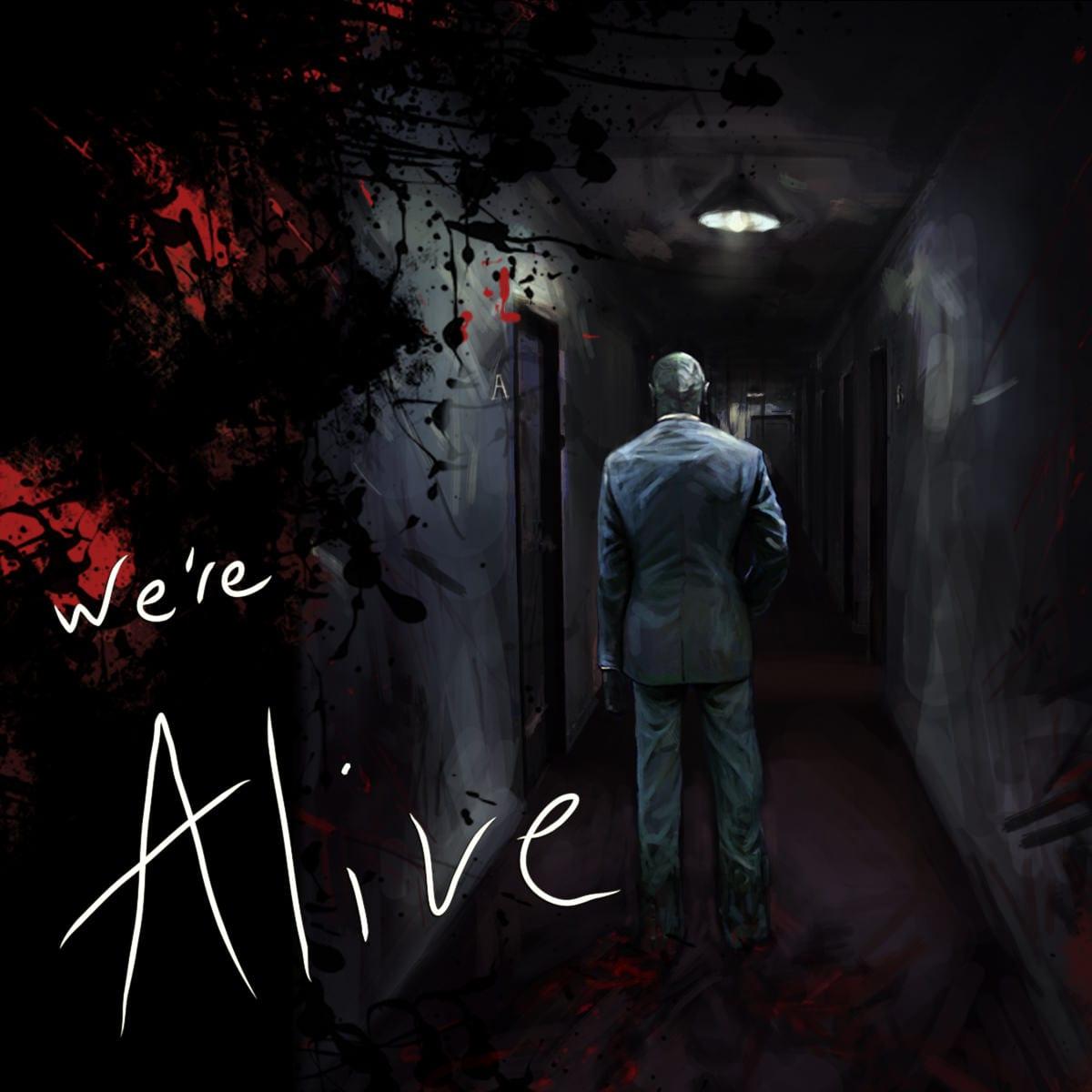 We're Alive - the audio drama