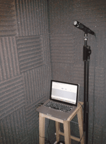 Podcast Home Studio